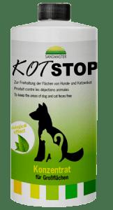Mehr Hygiene auf dem Kinderspielplatz durch KotStop