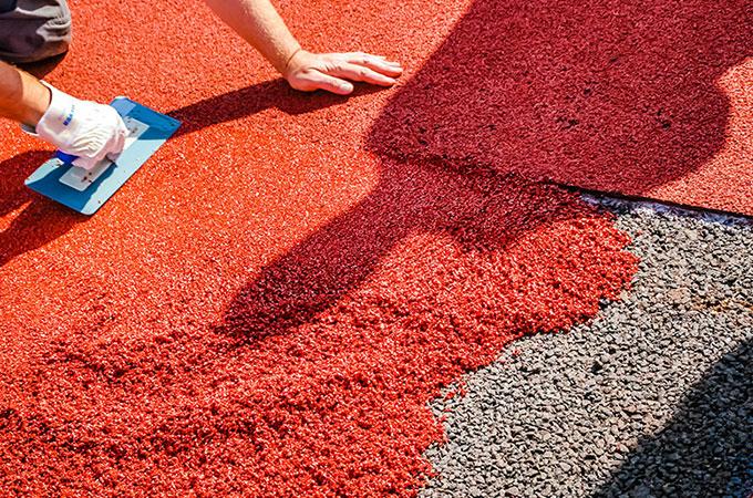 Services complémentaires de nettoyage des sols souples