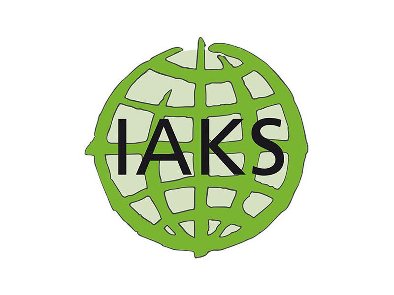 IAKS Logo