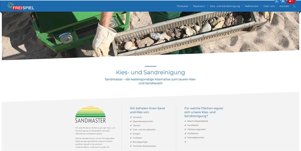 """Österreich: Partner """"Freispiel"""" mit neuer Internetpräsenz"""