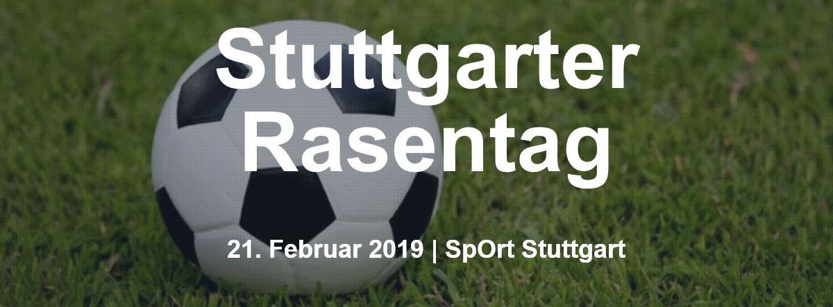 12. Stuttgarter Rasentag mit Sandmaster