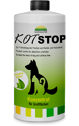 Kot-Stop bottle