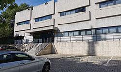 Gebäude Sportcare