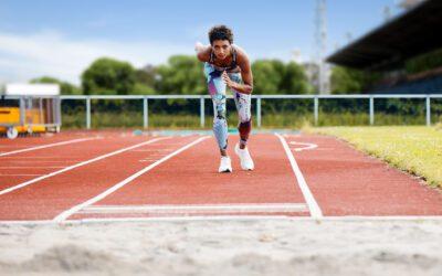 Deutsche Leichtathletik Meisterschaften 2020 mit Malaika Mihambo