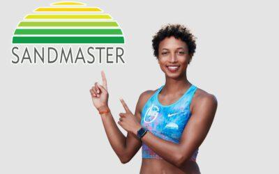 Malaika Mihambo im Interview bei Sandmaster