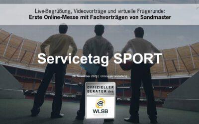 Erste Online-Messe beim Württembergischen Landessportverband WLSB