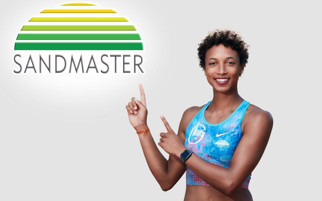 Sandmaster Markenbotschafterin erneut Sportlerin des Jahres