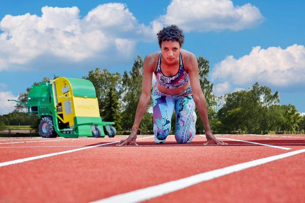 Spitzensportlerin Malaika Mihambo erklärt warum das Sandmasterverfahren so wichtig ist