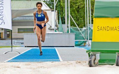 Malaika Mihambo springt zum Sieg